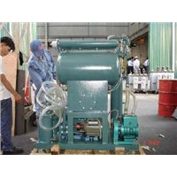 Series Zy High Efficiency Vacuum Insulating Oil Purifier