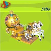 Sibo Kids Merry Go Round