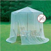 Umbrella Table Screen / Garden Mosquito Net