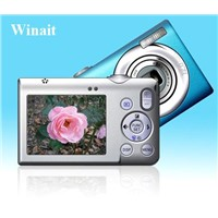 "Winait's 12MP/2.4""color TFT LCD Digital camera with 8X digital zoom"
