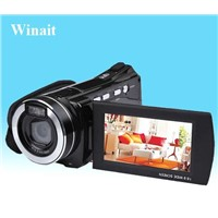 16MP and 720P/1080P Full HD Digital Video Camera