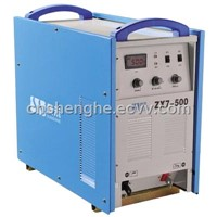 Inverter DC Mma Welding Machine (ZX7-500)