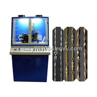 angle chain making machine