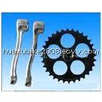 Bicycle Crank / Chainwheel