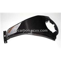 Carbon Fiber BMW Tank Cover