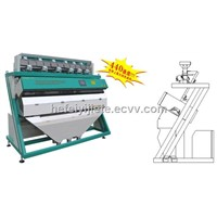 rice color sorter & rice processing machine