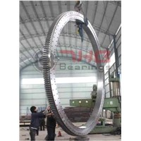 three row cylindrical roller slewing bearings-THB BEARINGS