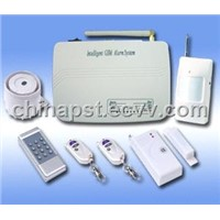 Top Home Security Systems with Keyboard (PST-GSM-01)