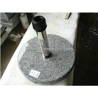 Grey Granite Umbrella Base (XMJ-UB03)
