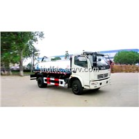 Dongfeng Kangba Absorb-Feces Truck - 4 Cubic Meters