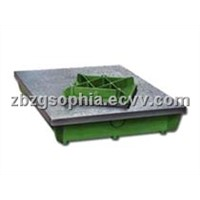Grinding Cast Iron Surface Plate