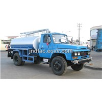 Dongfeng 140 Absorb-Feces Truck - 6 Cubic Meters