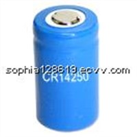 Cylindrical Lithium Battery (CR14250 3.0V)