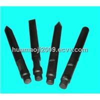 Krupp Hydraulic hammer Chisel point