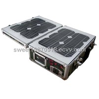 40W Solar Home Systemc for Emergent Supply