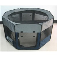 8-Pannel Foldable Pet Playpen Enclosure Tent
