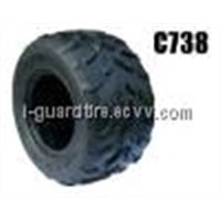 All Terrain Vehicle Tire 20.5*8-10