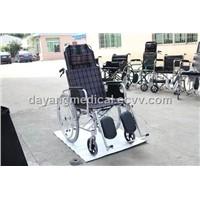Aluminium High Back Wheelchair