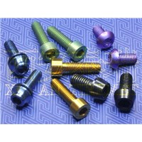 Anode Ti Titanium Bolts Bike Bicycle Gold Blue Black Red Green