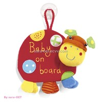 Baby on Board / Car Sticker