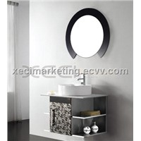 Black and White Cabinet (XC9030)
