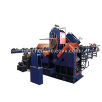 CNC Angle Drilling and Marking Line Machine