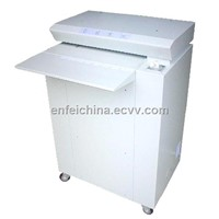 Cardboard Box Shredder & Cutting Machine