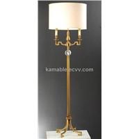 Copper Floor Lamp (FL21638)