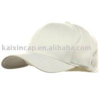 Extra Big Size Flexfit Cap-White
