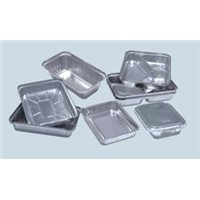 Fast-Food Containers (round plate)