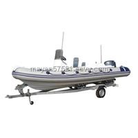Focus Rigid Inflatable Boat (701)