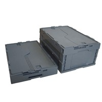 Foldable Plastic Containers (FL6424)