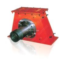 High efficiency wheel blast equipment