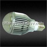 High-power LED Ball Lamp 5 LED Lights