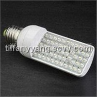 Horizontal Plug-in Corn Light 54 LED Lights