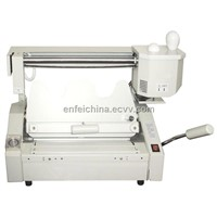 Hot Melt Glue Binding Machine
