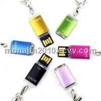 Mini USB Flash Drive (U-CK-201)