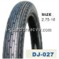 Motorcycle Tire / Tube 2.75-18