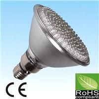 PAR30 E27 white/warm white 60LED spotlight
