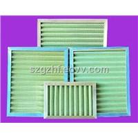 PU waves air filter