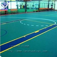 PVC Basketball Sports Floor (LS003)
