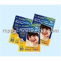 RC Glossy W/P Photo Paper