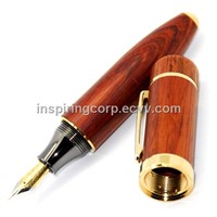 Rosewood Oversize Fountain Pen
