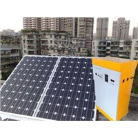 TY-082A solar household/office power system