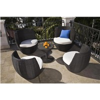 Tibet 5-Piece Stacking Outdoor Chat Group