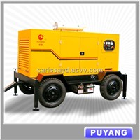Trailer Disesel Generator