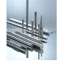 Tungsten Carbide Tubes - Extruded Carbide Bars