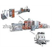 fast food box forming equipment