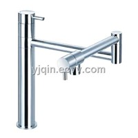 Kitchen Faucet with Rotation Spout