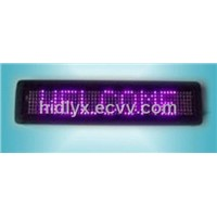 Mini LED Scrolling Message Board